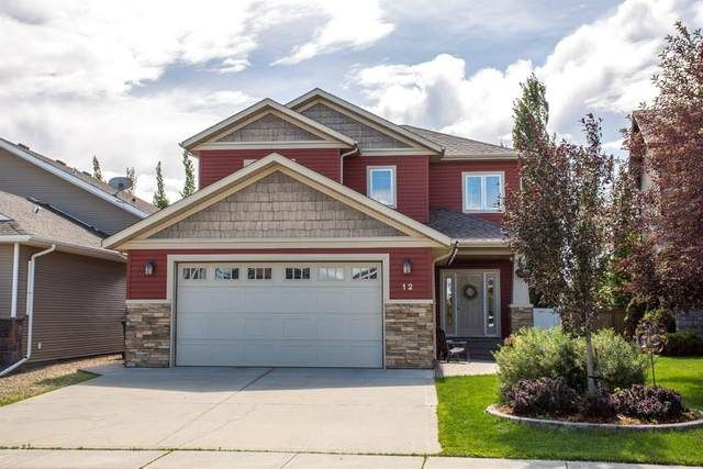 12 Oakdale Place, Red Deer, AB T4P 0E1 (#A1012960) :: Western Elite Real Estate Group
