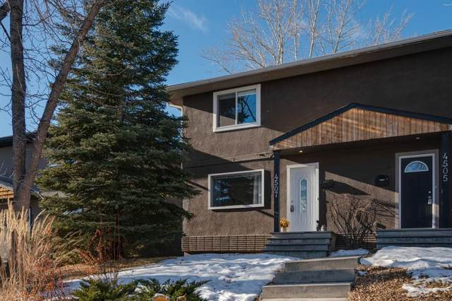 4507 Stanley Road SW, Calgary, AB T2S 2P8 (#A1013009) :: Redline Real Estate Group Inc