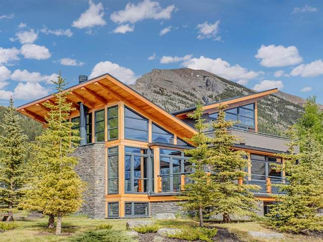 800 Silvertip Heights, Canmore, AB T1W 3K9 (#A1013038) :: Canmore & Banff