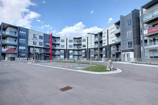 8530 8A Avenue SW #402, Calgary, AB T3H 6A7 (#A1013044) :: Redline Real Estate Group Inc