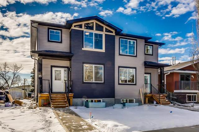 115 6 Avenue SE, High River, AB T1V 1K4 (#A1013195) :: Canmore & Banff