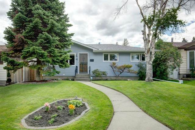 81 Healy Drive SW, Calgary, AB T2V 2Z8 (#A1013234) :: Redline Real Estate Group Inc