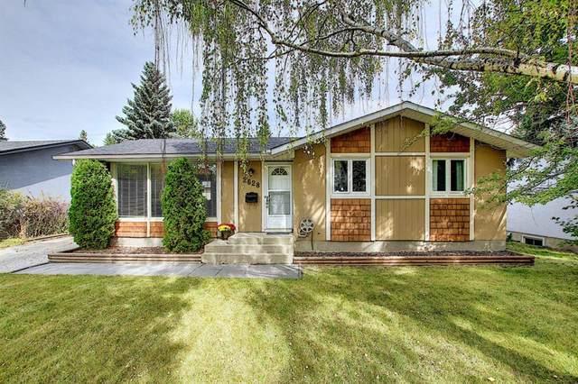 2628 63 Avenue SW, Calgary, AB T2V 2K2 (#A1013269) :: Calgary Homefinders