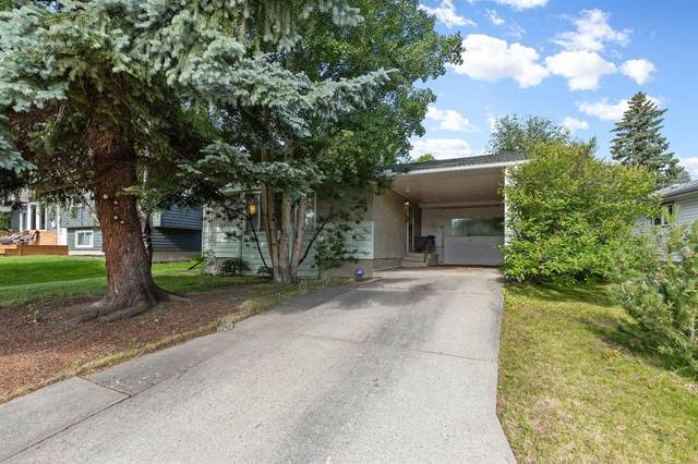 4827 Nipawin Crescent NW, Calgary, AB T2K 2H8 (#A1013362) :: Western Elite Real Estate Group