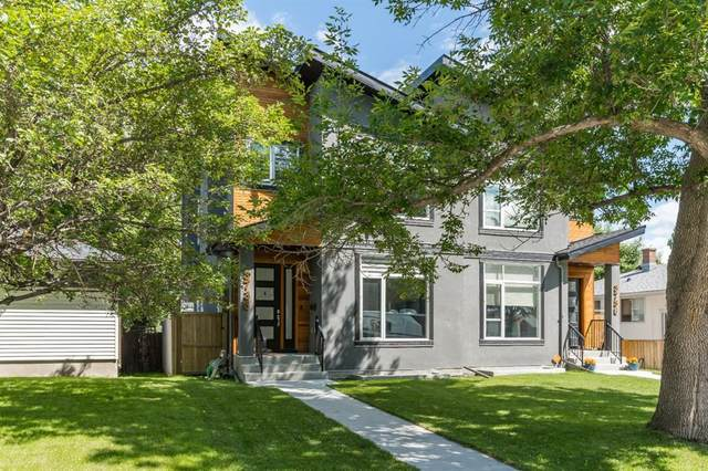 3736 44 Street SW, Calgary, AB T3E 3S2 (#A1013500) :: Redline Real Estate Group Inc