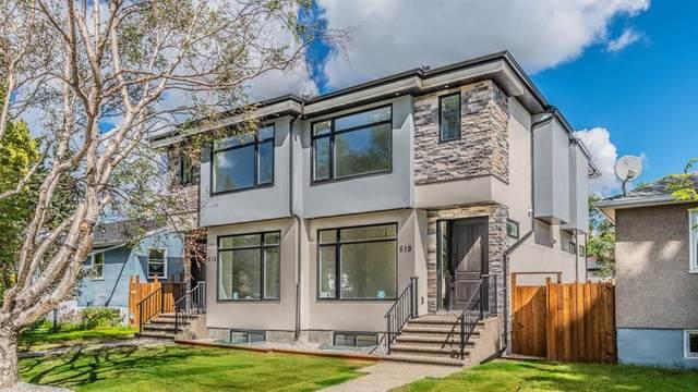 618 22 Avenue NE, Calgary, AB T2E 1V2 (#A1013585) :: Redline Real Estate Group Inc
