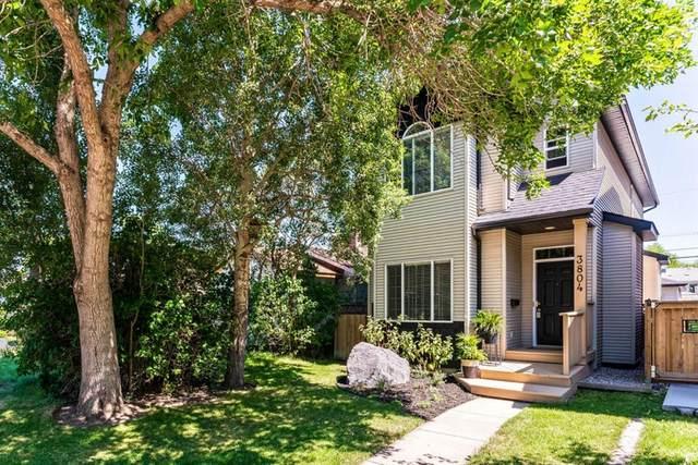 3804 1 Street NW, Calgary, AB T2K 0W8 (#A1013602) :: Redline Real Estate Group Inc