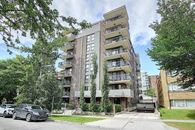 616 15 Avenue SW #202, Calgary, AB T2R 0R5 (#A1013715) :: Western Elite Real Estate Group