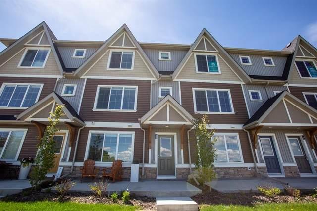 250 Fireside View #2202, Cochrane, AB T4L 2M2 (#A1013765) :: Redline Real Estate Group Inc