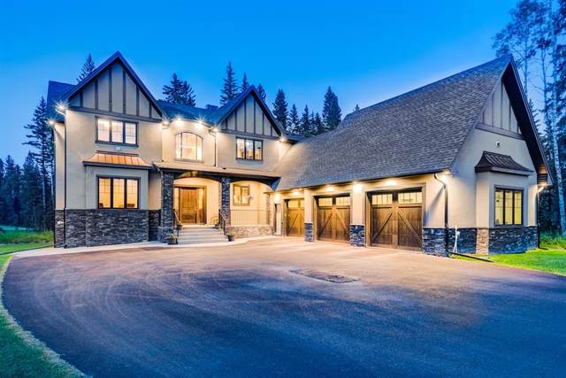 303 Hawk's Nest Hollow, Priddis Greens, AB T0L 1W3 (#A1013809) :: Redline Real Estate Group Inc