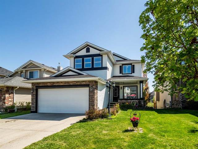 195 Lavender Way, Chestermere, AB T1X 0B2 (#A1013823) :: Redline Real Estate Group Inc
