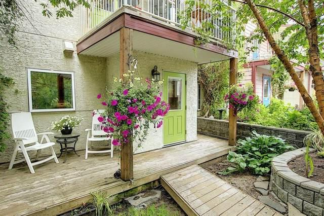 403 31 Avenue NE #103, Calgary, AB T2E 9B3 (#A1013886) :: Redline Real Estate Group Inc