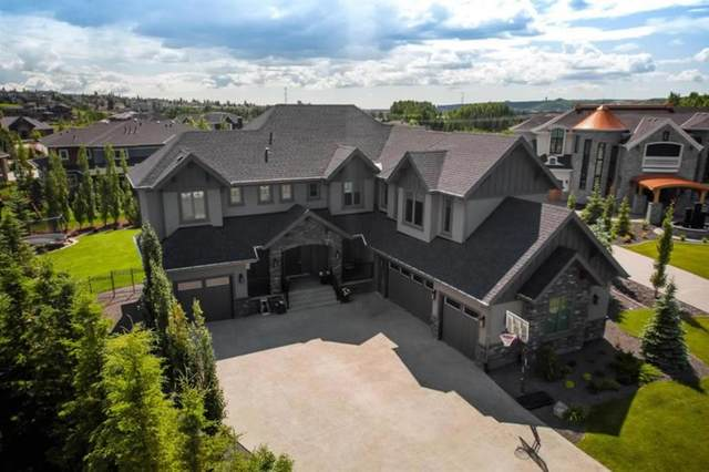 8 Wycliffe Mews NW, Rural Rocky View County, AB T3G 5Z5 (#A1013895) :: Redline Real Estate Group Inc