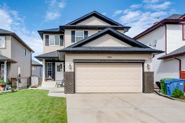 166 Saddleland Crescent NE, Calgary, AB T3J 5K4 (#A1013941) :: Redline Real Estate Group Inc