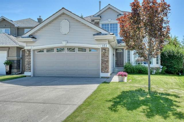151 Sunset Place SE, Calgary, AB T2X 3J4 (#A1013960) :: Redline Real Estate Group Inc