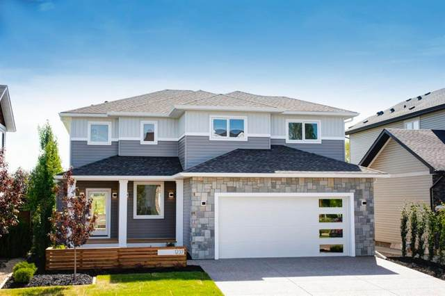 1237 Hillcrest Manor Estates, Strathmore, AB T1P 1X1 (#A1014045) :: Canmore & Banff