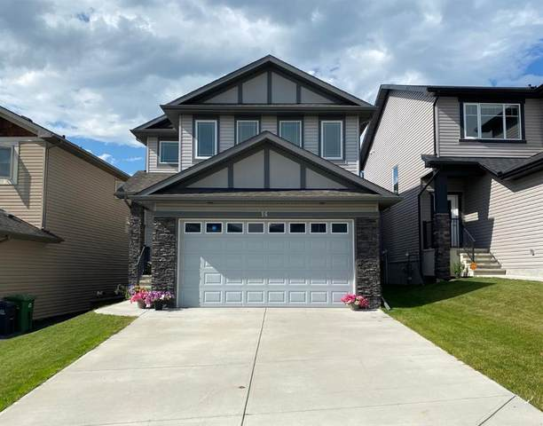 16 Sunset View, Cochrane, AB T4C 0G2 (#A1014095) :: Redline Real Estate Group Inc