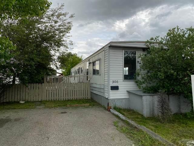 6220 17 Avenue SE #308, Calgary, AB T2A 0W6 (#A1014145) :: Western Elite Real Estate Group