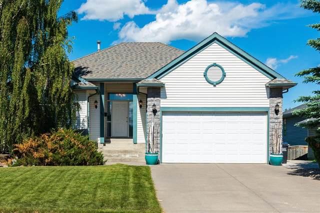 40 Bow Meadows Drive, Cochrane, AB T4C 1N1 (#A1014221) :: Redline Real Estate Group Inc