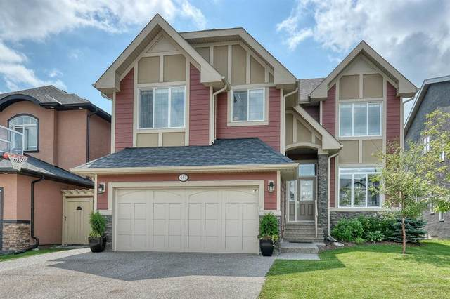 162 Aspenmere Drive, Chestermere, AB T1X 0P2 (#A1014291) :: Redline Real Estate Group Inc