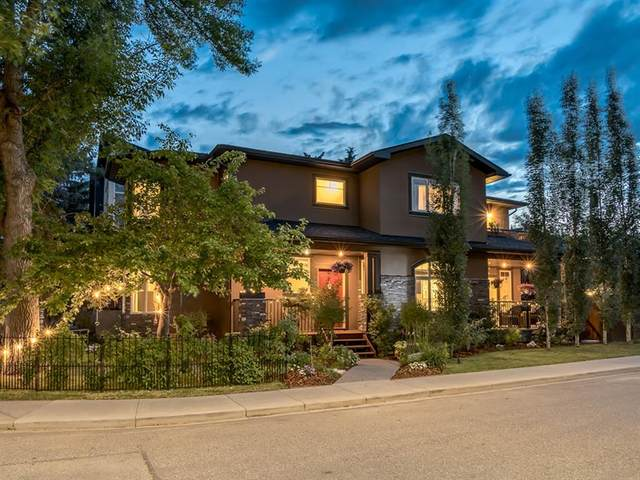 1801 13 Street NW, Calgary, AB T2M 3M9 (#A1014360) :: Redline Real Estate Group Inc
