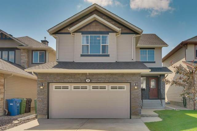 10 Kincora Landing NW, Calgary, AB T3R 1K8 (#A1014388) :: Redline Real Estate Group Inc