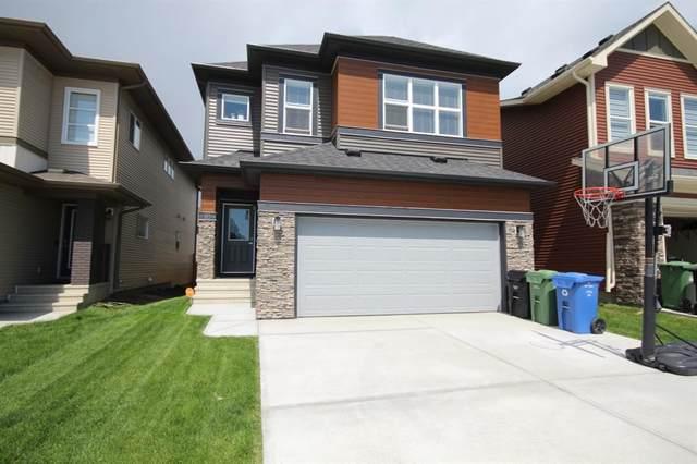 18 Savanna Way NE, Calgary, AB T3J 0Y8 (#A1014459) :: Redline Real Estate Group Inc