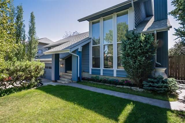 208 Coachwood Crescent SW, Calgary, AB T3H 1C1 (#A1014541) :: Redline Real Estate Group Inc