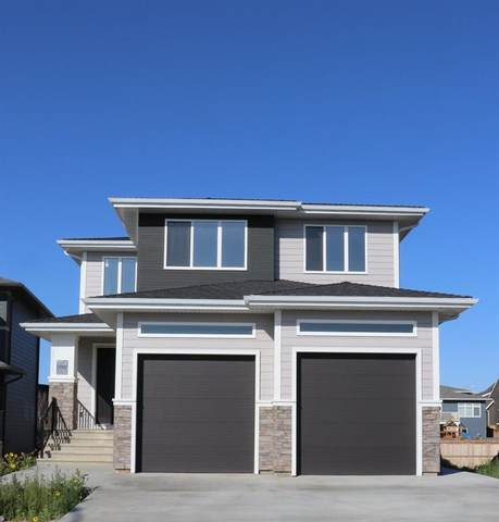 885 Atlantic Cove, Lethbridge, AB T1J 5M4 (#A1014577) :: Canmore & Banff
