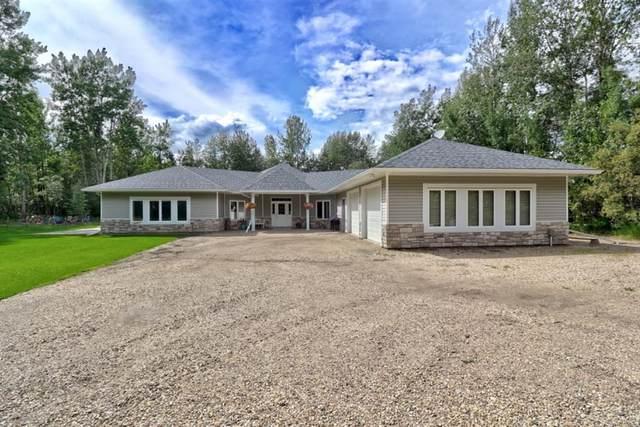 5, 712028 Range Road 51 Range, Rural Grande Prairie No. 1, County of, AB T8X 4A4 (#A1014628) :: Team Shillington | Re/Max Grande Prairie