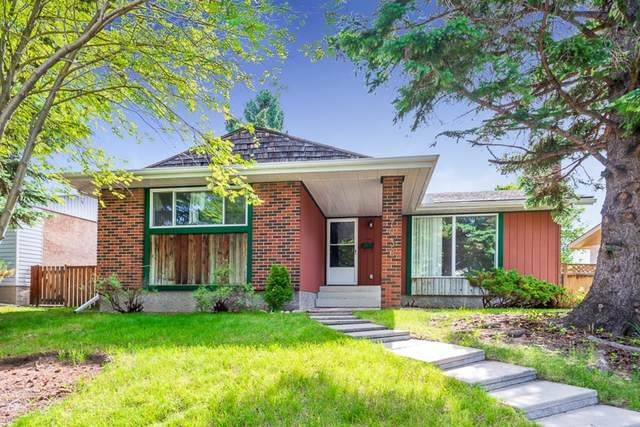 7036 Silverview Road NW, Calgary, AB T3B 3M1 (#A1014640) :: Redline Real Estate Group Inc