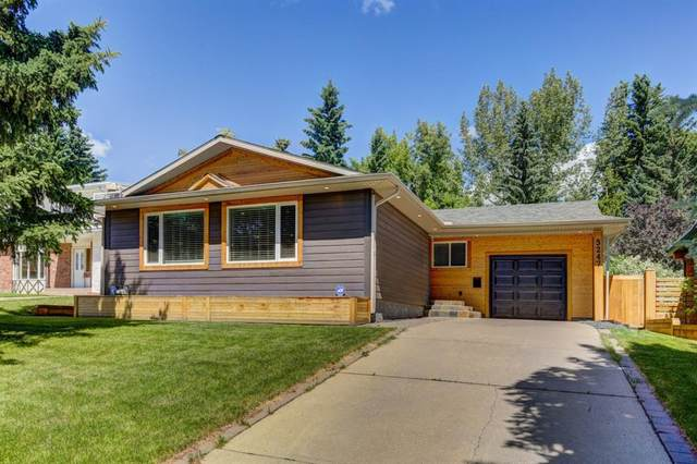 5247 Bannerman Drive NW, Calgary, AB T2L 1W1 (#A1014654) :: Redline Real Estate Group Inc