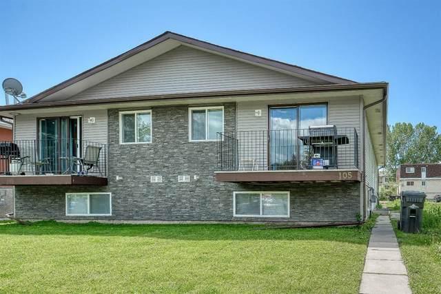 105+107 6 Avenue SE, High River, AB T1V 1K4 (#A1014664) :: Canmore & Banff