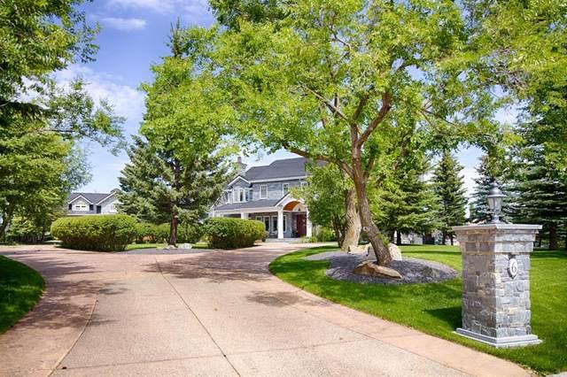 6 Aspen Ridge Lane SW, Calgary, AB T3H 5H9 (#A1014731) :: Redline Real Estate Group Inc