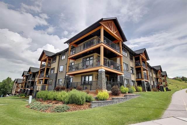 103 Valley Ridge Manor NW #308, Calgary, AB T3B 6C5 (#A1014752) :: Redline Real Estate Group Inc