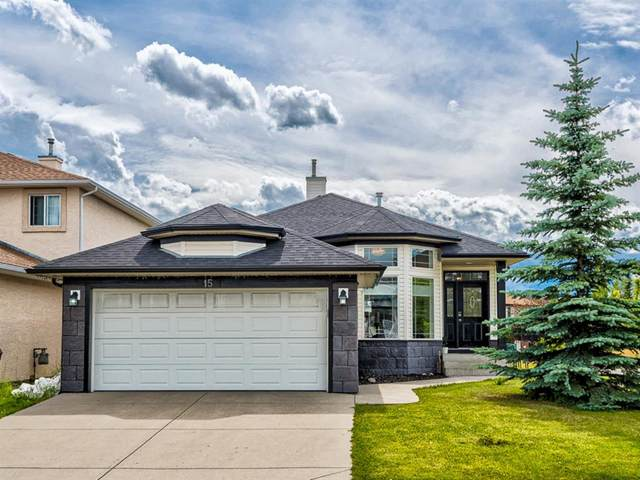 15 Arbour Butte Road NW, Calgary, AB T3G 4L7 (#A1014764) :: Redline Real Estate Group Inc