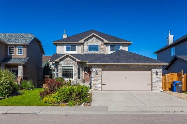 139 Crystal Shores Drive, Okotoks, AB T1S 0X8 (#A1014783) :: Redline Real Estate Group Inc
