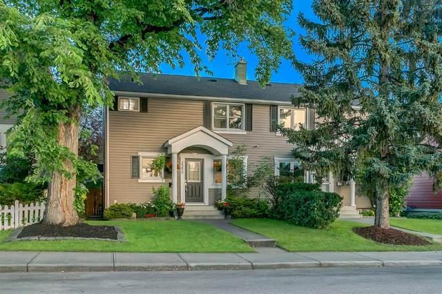 2290 Passchendaele Avenue SW, Calgary, AB T2T 5L3 (#A1014794) :: Redline Real Estate Group Inc