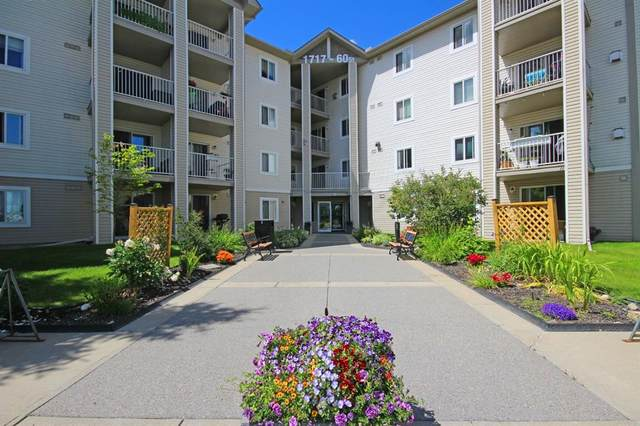 1717 60 Street SE #118, Calgary, AB T2A 7Y7 (#A1014807) :: Western Elite Real Estate Group