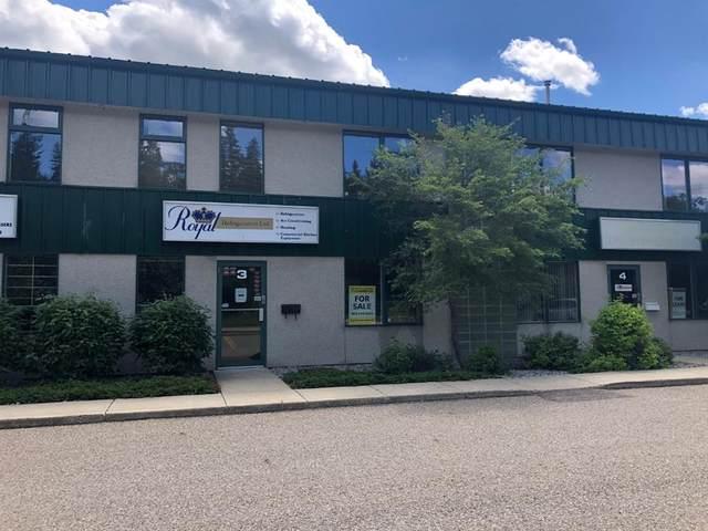 4621 63 Street #3, Red Deer, AB T4N 7A6 (#A1014812) :: Team J Realtors
