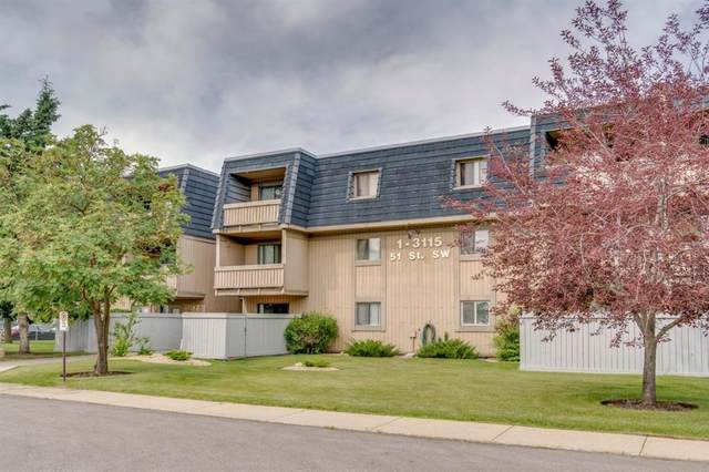 3115 51 Street SW #1302, Calgary, AB T3E 6P4 (#A1014834) :: Redline Real Estate Group Inc