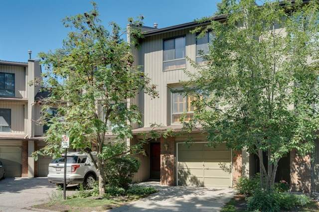 3853 Point Mckay Road NW, Calgary, AB T3B 4V7 (#A1014873) :: Canmore & Banff