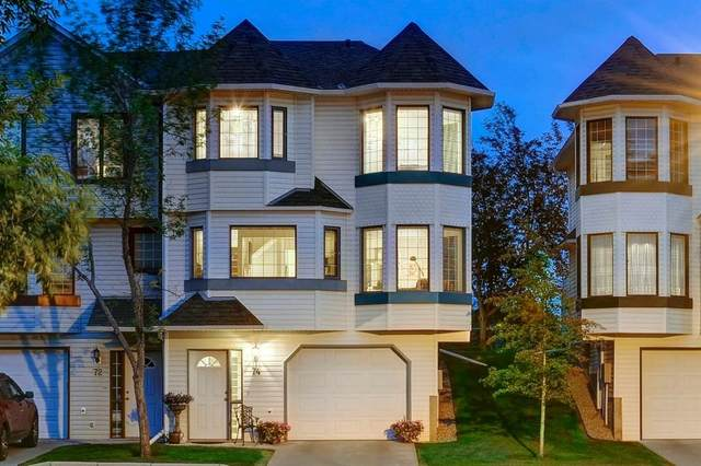 74 Prominence View SW, Calgary, AB T3H 3M8 (#A1014879) :: Redline Real Estate Group Inc