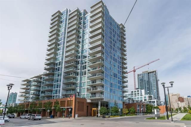 519 Riverfront Avenue SE #1701, Calgary, AB T2G 0H1 (#A1014905) :: Redline Real Estate Group Inc
