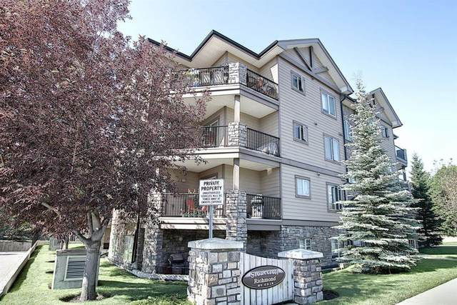 3810 43 Street SW #303, Calgary, AB  (#A1014934) :: Redline Real Estate Group Inc