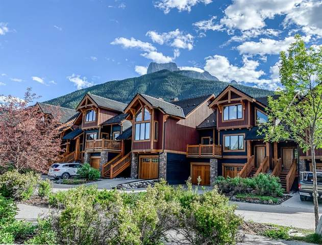 102 Armstrong Place #108, Canmore, AB T1W 0E2 (#A1014939) :: Redline Real Estate Group Inc
