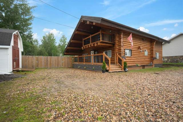 72 Gregoire Avenue, Gregoire Lake Estates, AB T9H 5S1 (#A1014946) :: Canmore & Banff