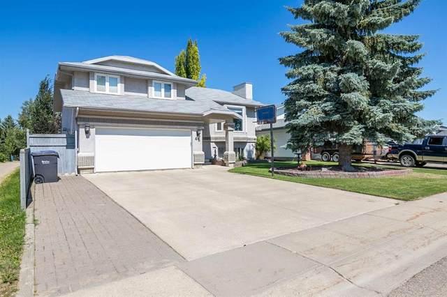 46 Raabis Street, Red Deer, AB T4P 3P1 (#A1015079) :: Western Elite Real Estate Group
