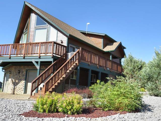 463 Sunset Drive, Rural Vulcan County, AB T0L 0R0 (#A1015172) :: Canmore & Banff