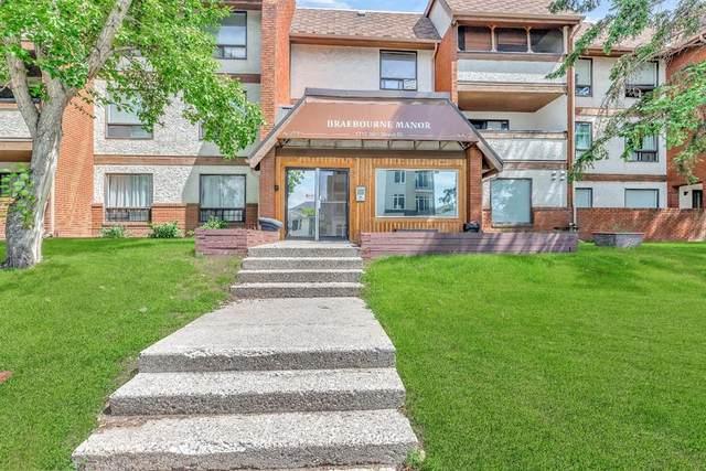 1712 38 Street SE #109, Calgary, AB T2A 1H1 (#A1015198) :: Redline Real Estate Group Inc